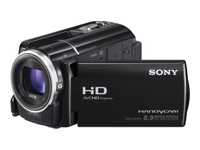 sony-hdr-xr260e