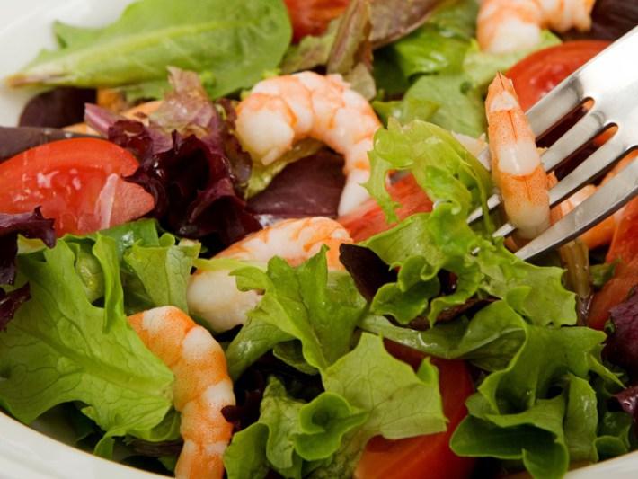 Очень вкусные салаты и легкие в приготовлении