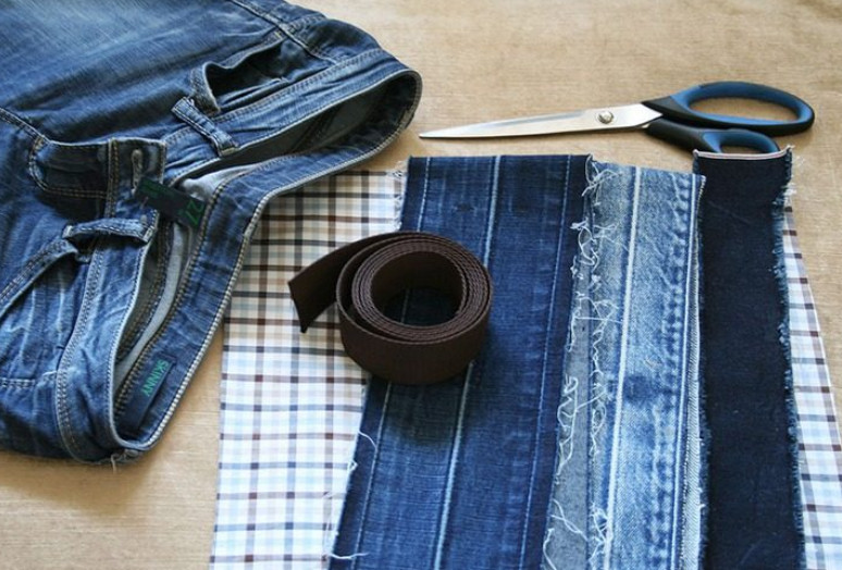 Пояс для джинсов своими руками 92