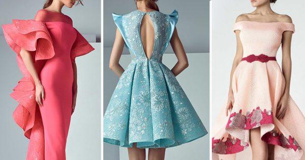 На свадьбу, выпускной, вечеринку… 31 идея вечернего платья от гуру фешен-дизайна.