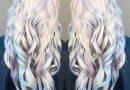 Красивый тренд 2017 года — голографические волосы!