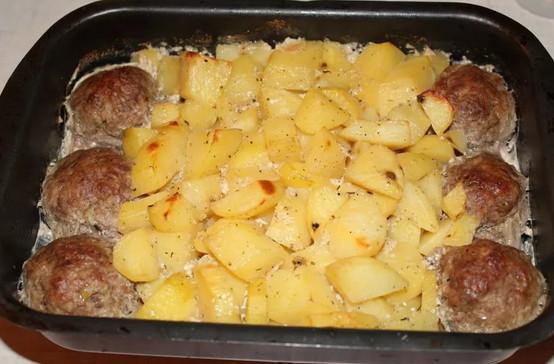 Рецепты из фарша мясного