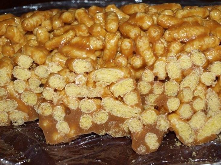 Торты без выпечки из кукурузных палочек рецепты 65
