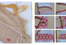 Она взяла свой старый свитер и сделала несколько разрезов. Результат — дизайнеры в шоке!