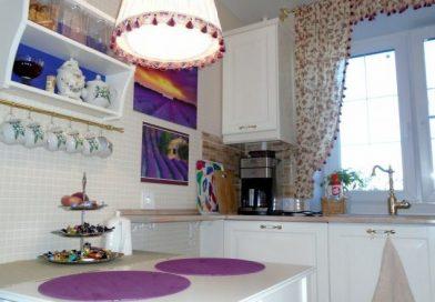 Скромно не скромно но это моя уютная кухня 7 кв.м