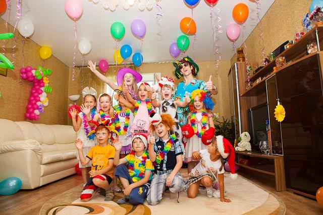 Делаем детский праздник самостоятельно. Полезные советы
