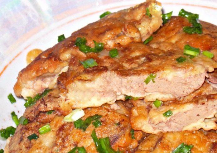 куриная печень при повышенном холестерине