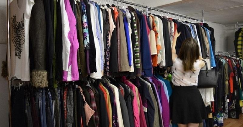 Как сделать безопасной одежду из секонд-хенда?