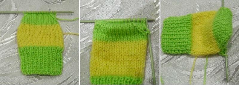 Вязание носков на двух спицах… 9 способов + видео мастер-класс…