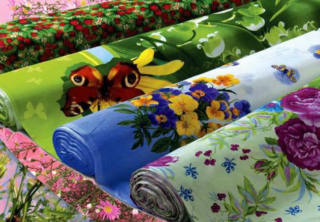 Купить ткань рулоном для постельного белья москва