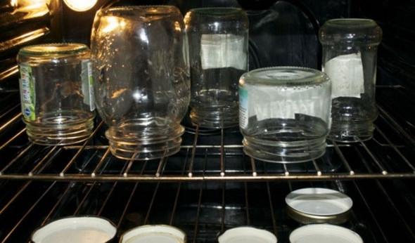 Стерилизация огурцов в духовке электрической