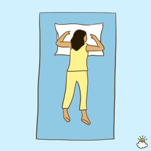 9 позиций для сна, которые помогут избавиться вам от недугов….