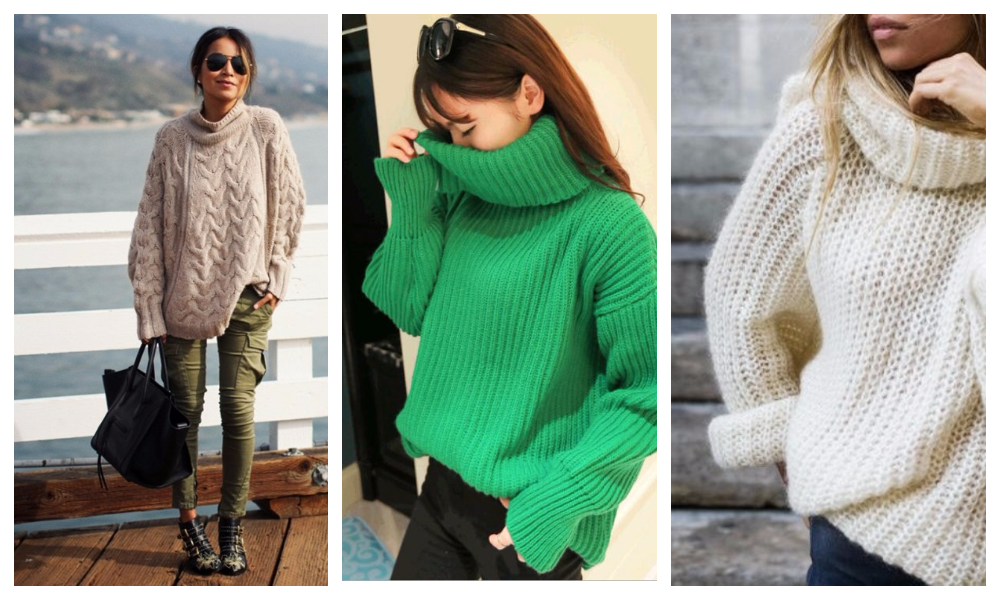 Hit the season 2018: Top 25 stylish ideas with loose knit sweaters