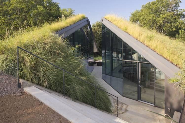 Новости PRO Ремонт - 10 удивительных домов, которые очень надежно скрыты от чужих глаз