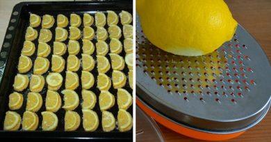 Вот почему я стала покупать на 2–3 лимона больше, чем обычно. Раскрыла удивительные свойства!