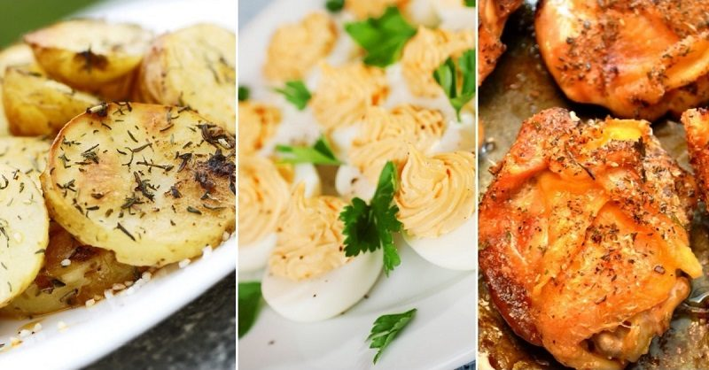 Топ 10 волшебных продуктов, с которыми можно не переживать о лишнем весе