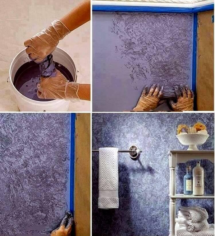 Новости PRO Ремонт - 3 способа бюджетно оформить стены своими руками так, чтобы это смотрелось дорого!