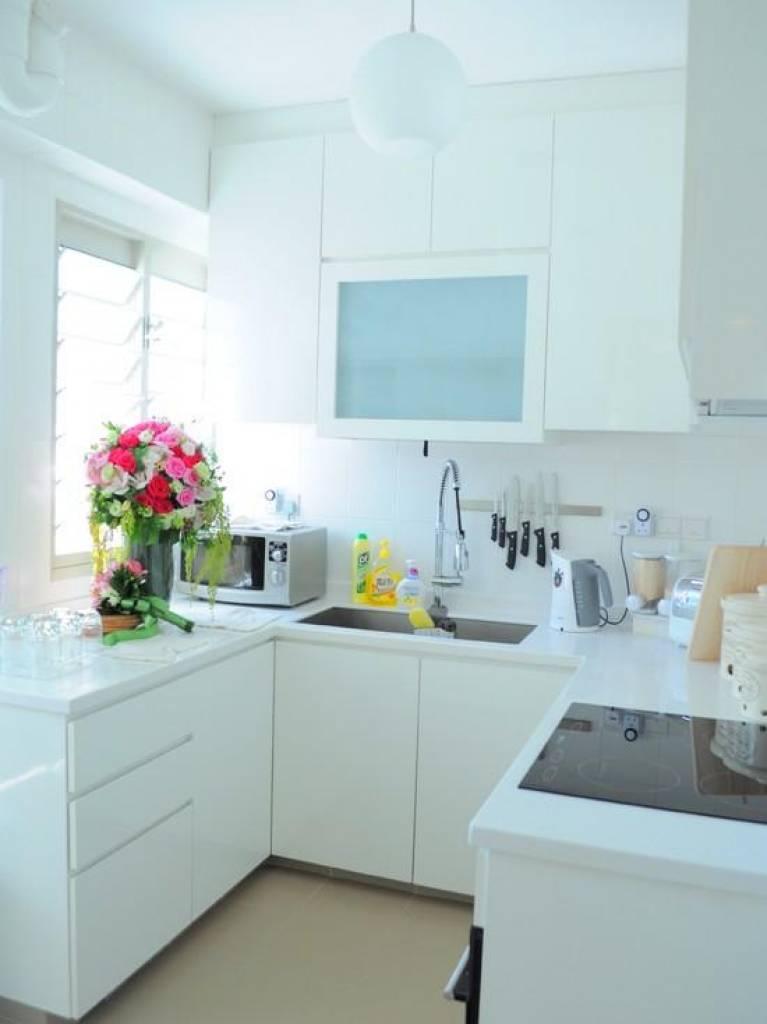 Новости PRO Ремонт - Что можно сделать с вашей маленькой кухней?
