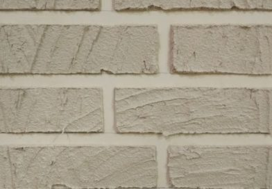 Имитация кирпичной стены своими руками