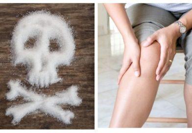 ТОП 8 продуктов, которые вы не должны употреблять если у вас болят суставы