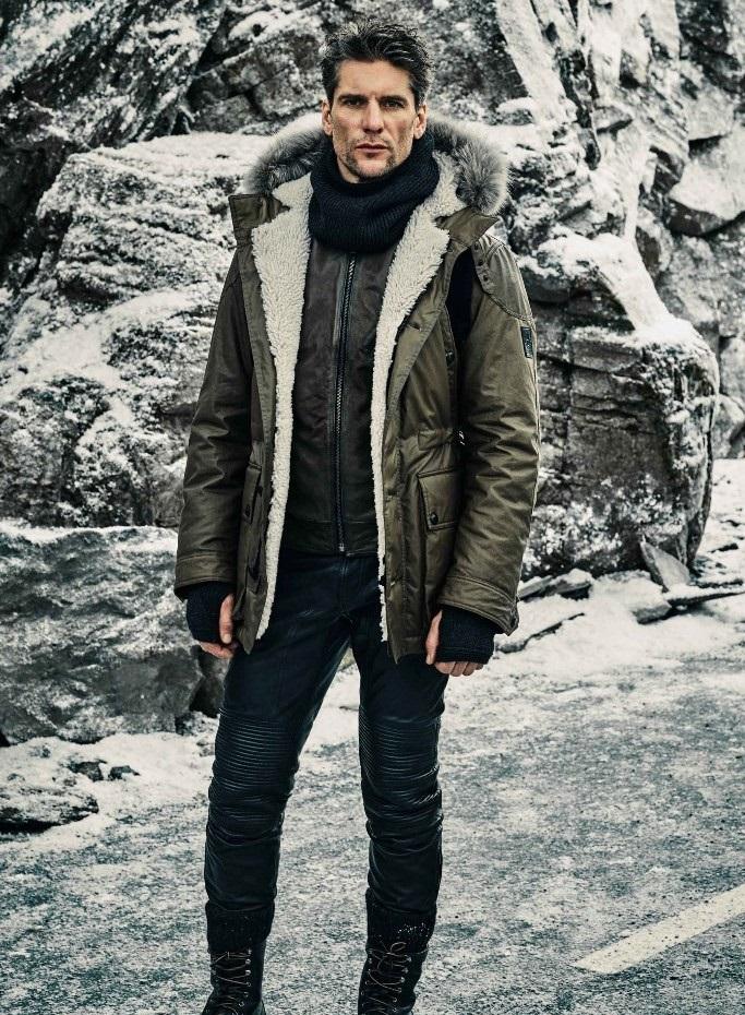 такие мужчина в зимней одежде картинки речку пути