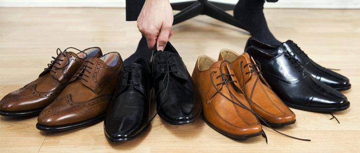 Как выбрать качественную обувь для мужчины?