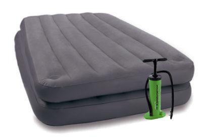 В чем польза надувных матрасов?