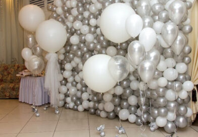 Воздушные шары макаруны. Как создать подарок мечты