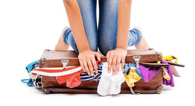 Каким должен быть чемодан, чтобы отдых прошел успешно?